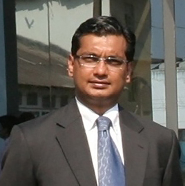 Mr. Shobit Gupta